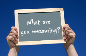 KPIs what are you measuring